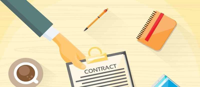 قرارداد سرویس، نگهداری تجهیزات سخت افزاری و شبکه