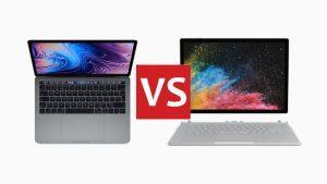 مقایسه لپ تاپ