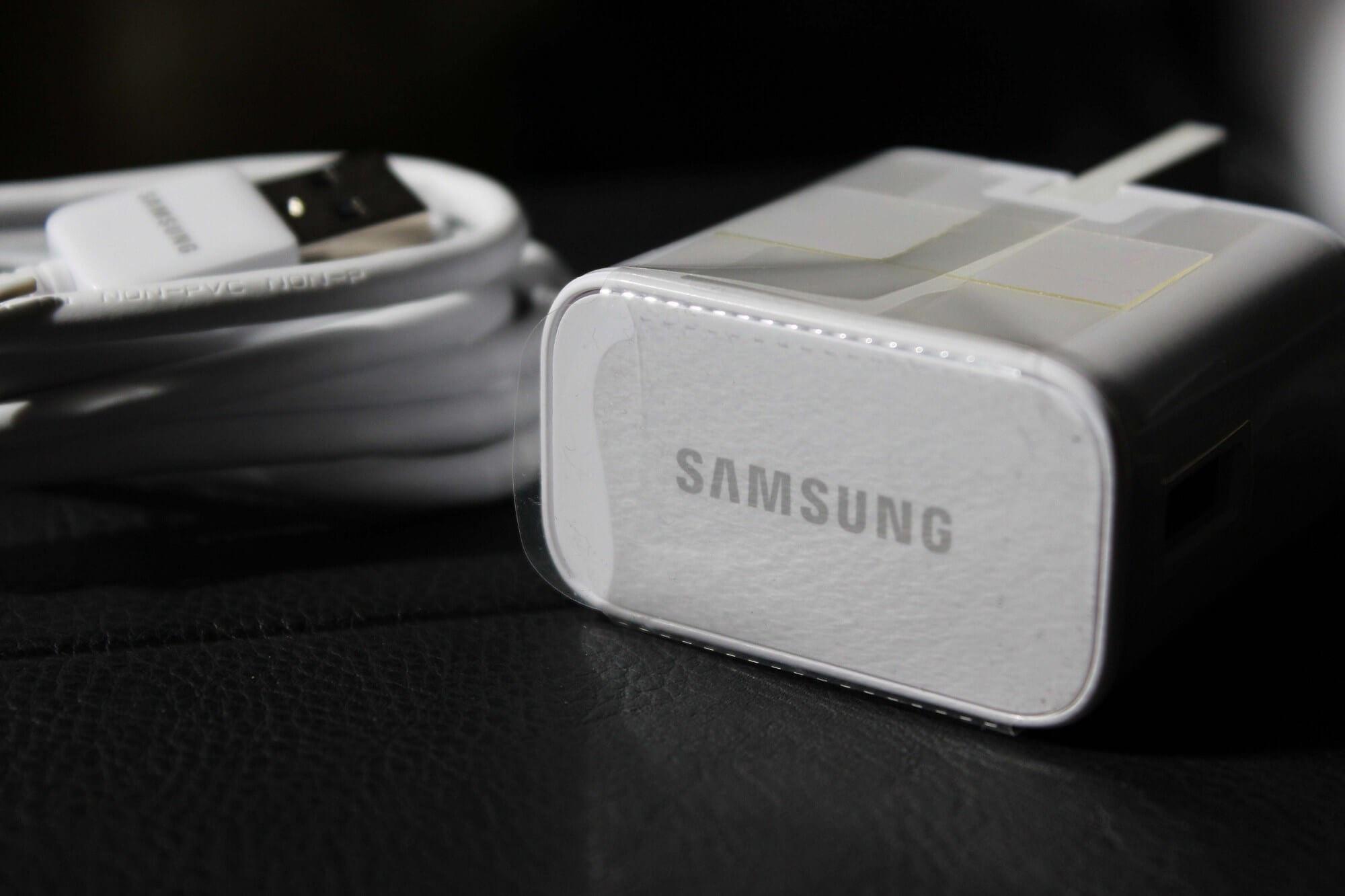 حذف شارژر از گوشی های سامسونگ