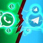 انتقال چت واتساپ به تلگرام