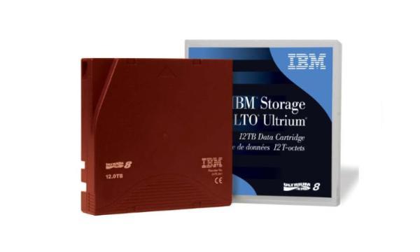 دیتا کرتریج IBM LTO 8
